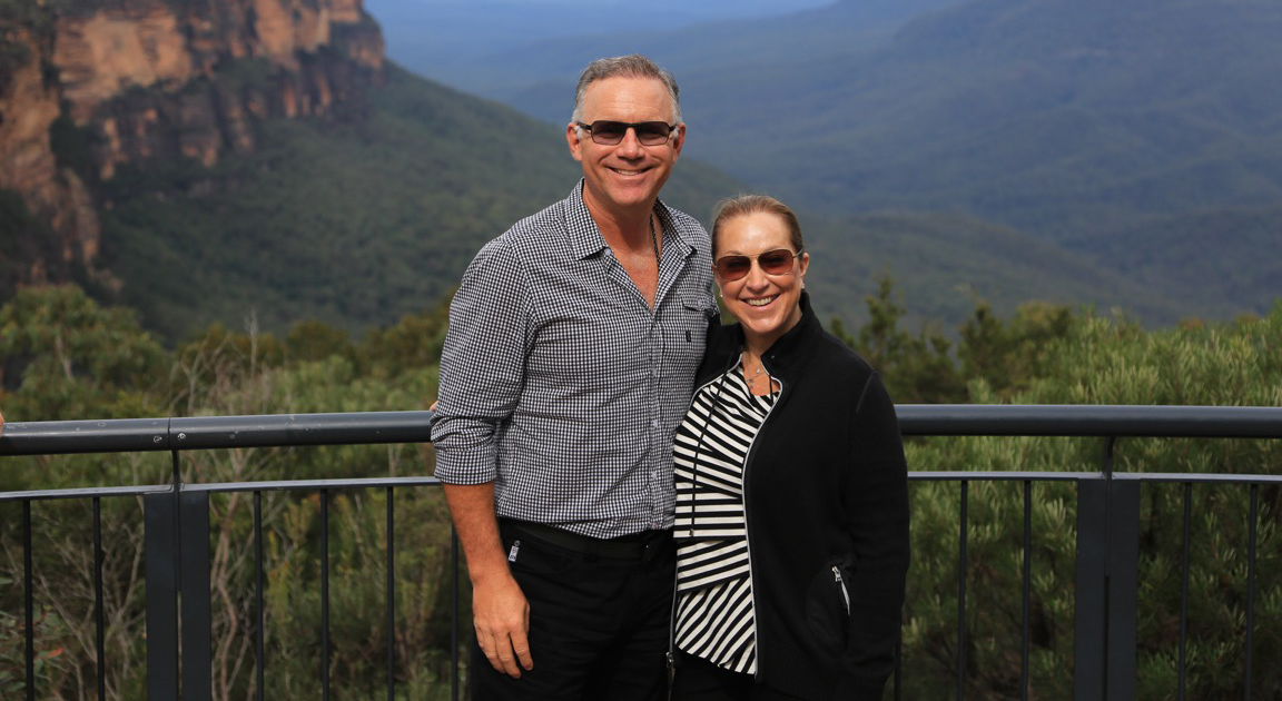 Greg and Laurie Duncan Travel